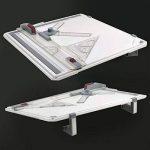 MultiWare Planche à Dessin A3 Drawing Board Table à Dessin Avec Mouvement Parallele de la marque MultiWare image 2 produit