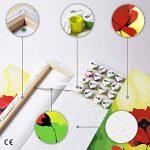 murando - Peinture par numéro 2.0 – Impression sur toile Banksy Singe de banane 60x40 cm – Kit de coloriage avec châssis en bois- DIY- Nouveauté – pour adultes et enfants ambitieux de plus de 12 ans – Idéal pour les peintres débutants n-A-0223-d-a de la m image 2 produit