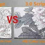 Nouvelle Version 3.0 HD Bricolage numérique toile peinture à l'huile de décoration en nombre Kits 16 * 20 pouces de la marque nadamuSum image 4 produit