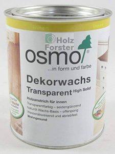Osmo Cire pour bois Finition transparente de la marque Osmo image 0 produit