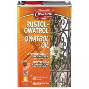 Owatrol Rustol-Owatrol Antirouille multifonction/additif peinture 1 L - Modèle aléatoire de la marque Owatrol image 0 produit