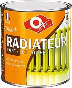 Oxi RADIAF.5S Radiateur spécial fonte 0,5 L Blanc Satin de la marque Oxi image 0 produit