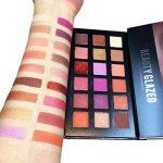 Oyalaiy 18 couleurs Ombre ¨¤ paupi¨¨res Palette Matte Glitter Pigment Texture Eye Shadow Beauty Maquillage de la marque OYOTRIC image 1 produit