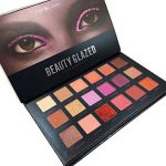 Oyalaiy 18 couleurs Ombre ¨¤ paupi¨¨res Palette Matte Glitter Pigment Texture Eye Shadow Beauty Maquillage de la marque OYOTRIC image 2 produit