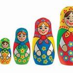 Oz International KAD0925 - Loisir Créatif - Poupée Russe à Peindre de la marque Oz International image 1 produit