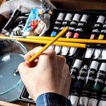 palette de bleu peinture TOP 5 image 2 produit