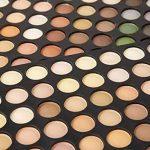 Palette de fards à paupières LaRoc© - Qualité professionnelles - 120 couleurs de la marque LaRoc image 1 produit
