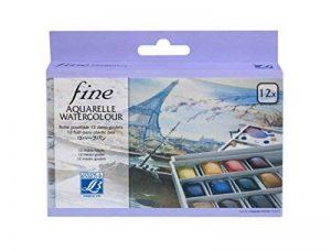palette de peinture aquarelle TOP 1 image 0 produit