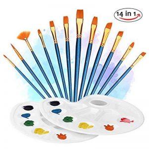 palette pinceaux TOP 11 image 0 produit