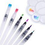 palette pinceaux TOP 6 image 1 produit
