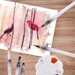 palette plastique pour aquarelle TOP 4 image 4 produit