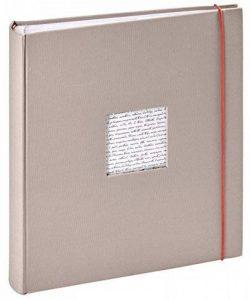 Panodia 271156 - Lucia Album Photo - 500 Vues Gris - 11 x 15 cm de la marque Panodia image 0 produit