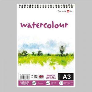 papier aquarelle a3 TOP 12 image 0 produit