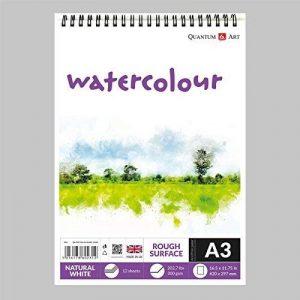 papier aquarelle a3 TOP 13 image 0 produit