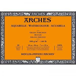 papier aquarelle arches torchon TOP 5 image 0 produit