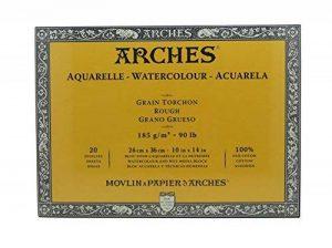 papier aquarelle arches torchon TOP 7 image 0 produit