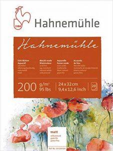 papier aquarelle hahnemühle TOP 6 image 0 produit