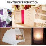 Papier Calque (100 Feuilles), Aodoor Papier à dessin Translucide Papier calque A4 Super qualité pour dessiner, bricoler de la marque Aodoor image 2 produit
