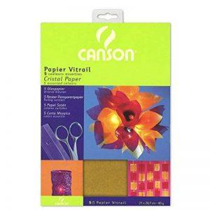 papier calque couleur TOP 2 image 0 produit