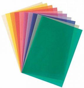 papier calque de couleur TOP 3 image 0 produit