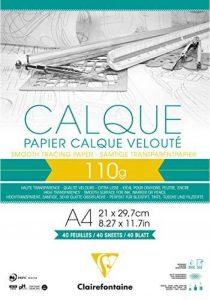papier calque de couleur TOP 9 image 0 produit