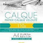 papier calque de couleur TOP 9 image 1 produit