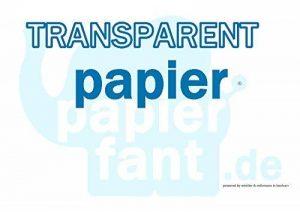 papier calque pour imprimante laser TOP 6 image 0 produit