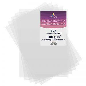 papier calque pour imprimante laser TOP 9 image 0 produit