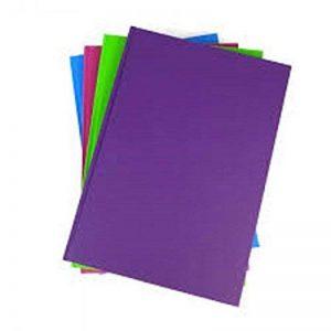Papier Cartouche Violet foncé Housse souple Portrait Croquis Blanc Croquis A320feuilles de la marque My Colour Palette image 0 produit