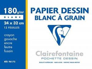papier dessin 180g TOP 2 image 0 produit