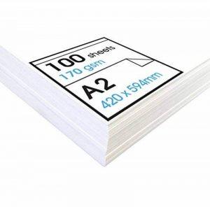 papier dessin a2 TOP 11 image 0 produit