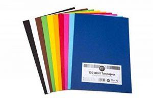 papier dessin couleur a4 TOP 8 image 0 produit