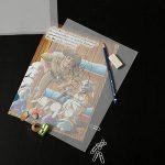 Papier transparent imprimable DIN A4Blanc | 125feuilles de papier 100g/m² | Transparent | TRIT Art de la marque Tritart image 2 produit