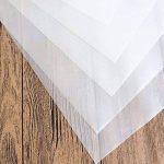 Papier transparent imprimable DIN A4Blanc | 125feuilles de papier 100g/m² | Transparent | TRIT Art de la marque Tritart image 3 produit