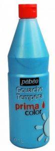 Pébéo 055258 Primacolor Liquide 1 Flacon Turquoise Nacré 1 L de la marque Pébéo image 0 produit
