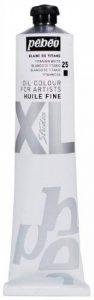 Pébéo 200025 Beaux-Arts Huile Fine Studio XL 1 Tube Blanc de Titane 200 ml de la marque Pébéo image 0 produit