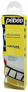 Pébéo 753403 6 Flacons Collection Découverte Assortis Porcelaine 20 ml de la marque Pébéo image 0 produit