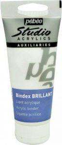 Pébéo Bindex Brillant - Liant acrylique - 100ml de la marque Pébéo image 0 produit