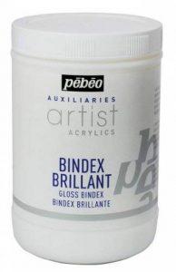 Pébéo Gloss Bindex Liant 1 L Transparent de la marque Pébéo image 0 produit