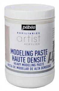 Pébéo Pébéo Pâte à modeler - 1L - Blanc de la marque Pébéo image 0 produit