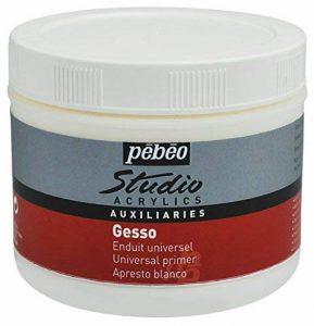 Pébéo Gesso Studio Pot de Peinture Blanc de la marque Pébéo image 0 produit