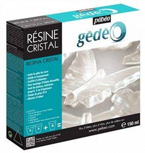 Pébéo Kit résine cristal 150 ml Transparente de la marque Pébéo image 0 produit