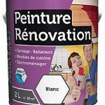 Peinture 0,5 Litre TAUPE Spécial rénovation carrelage cuisine radiateur electromenage de la marque Batir Peintures image 1 produit