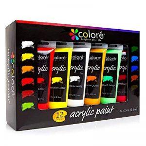 peinture abstraite acrylique TOP 7 image 0 produit