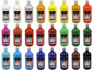 peinture acrylique 500ml TOP 7 image 0 produit