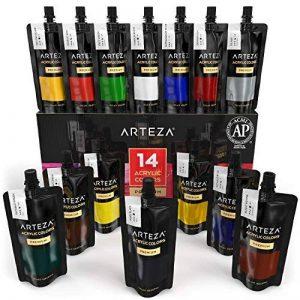 peinture acrylique artiste peintre TOP 11 image 0 produit