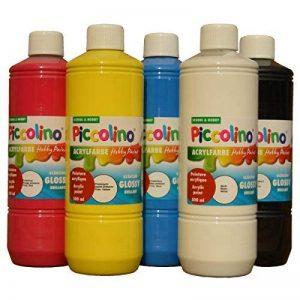 peinture acrylique blanche pas cher TOP 3 image 0 produit