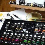 Peinture acrylique COLORE VIBRANT LIFE (Set de 48 tubes de 22ML) avec technologie VibrancePro Rich Pigments de la marque Colore image 1 produit