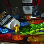peinture acrylique ivoire TOP 4 image 1 produit