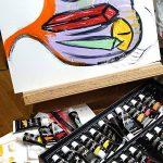 peinture acrylique pas cher pour toile TOP 10 image 3 produit